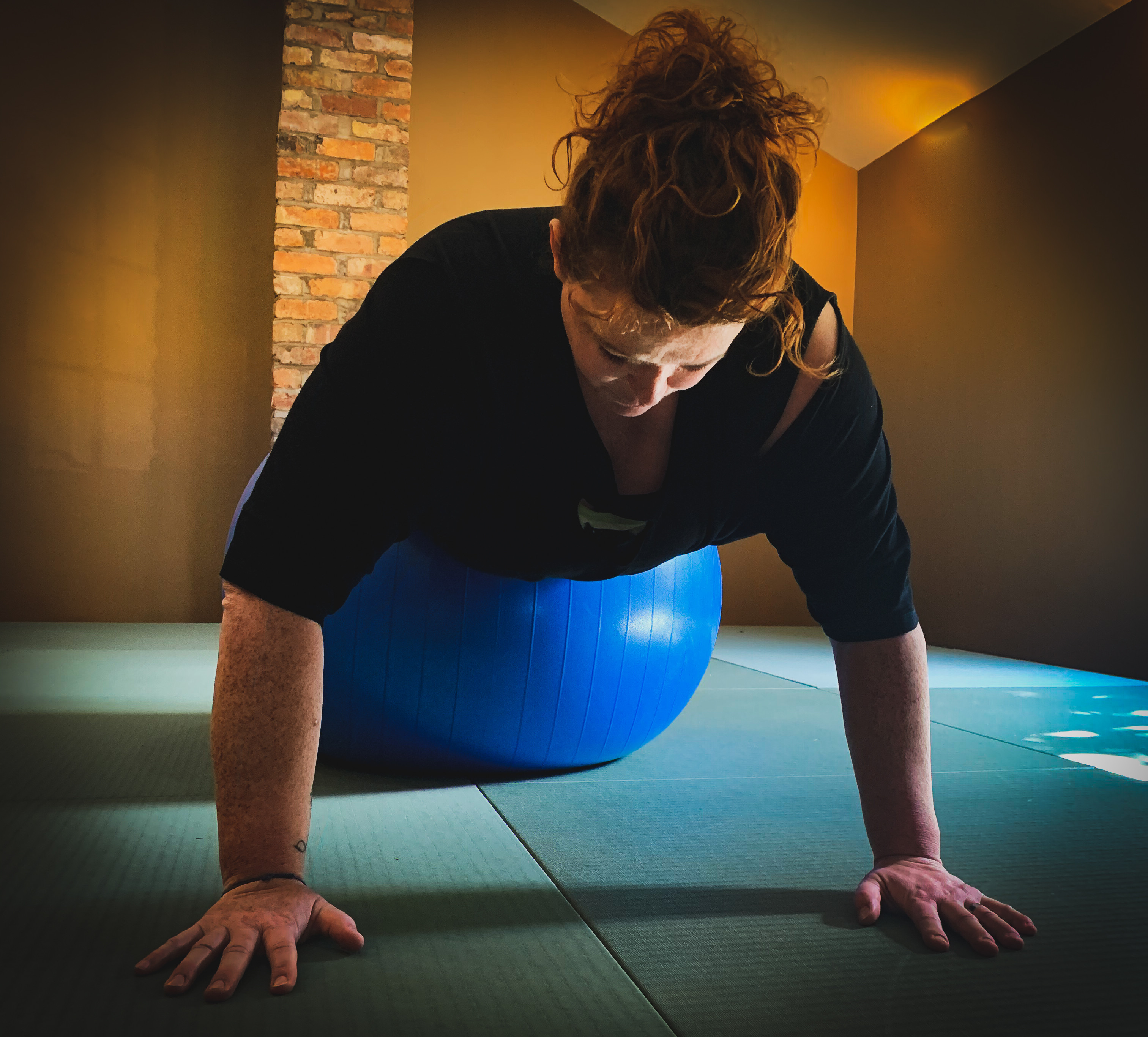 Cardio Bounce & Supported Strengthening