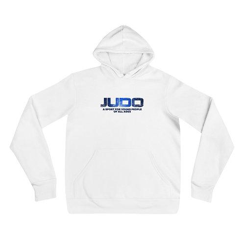 Unisex hoodie JUDO (slim fit)