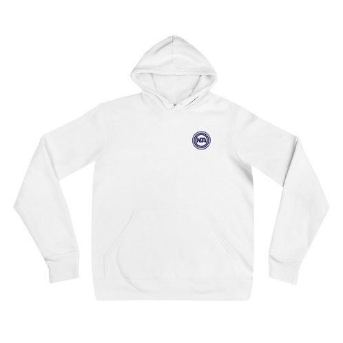 Unisex hoodie EYES (slim fit)