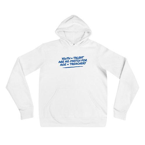 Unisex hoodie MASTERS (slim fit)