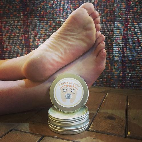 Twinkle Toes (Athlete's Foot Cream)