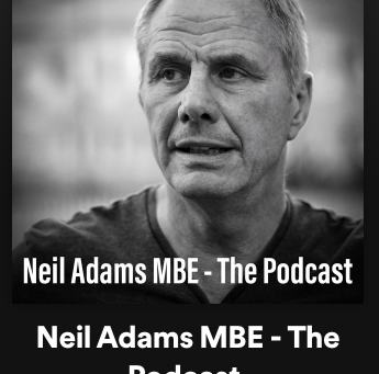 Neil has a Podcast!