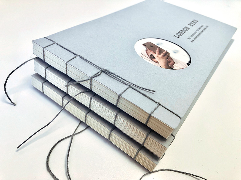The first 3 copies of the book