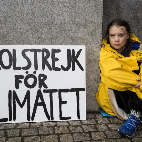 Greta Thunberg set an example for what youth can accomplish for the environment