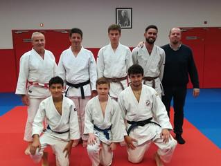 Ancien Judoka du DOJO