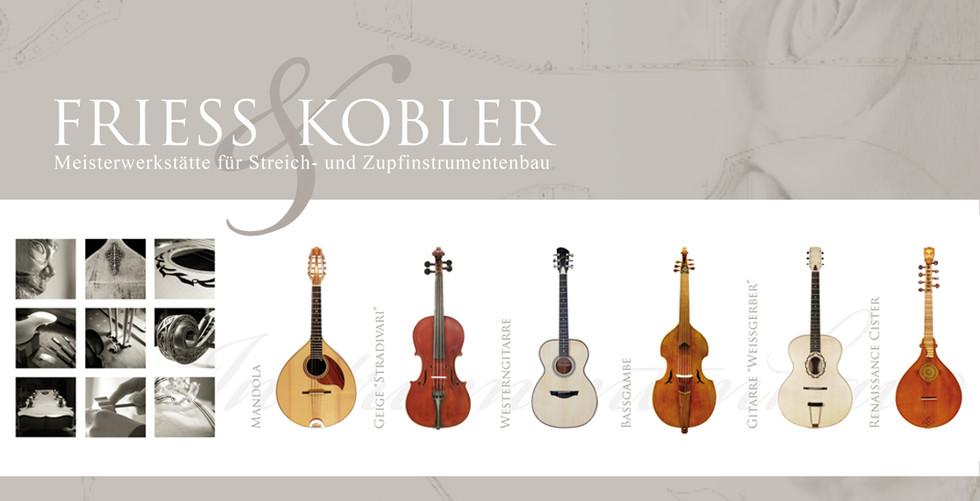 Instrumentenbau Friess & Kobler
