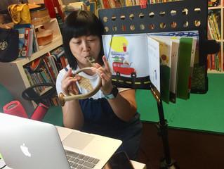  Moshi Moshi - JFK Online Story Week 4