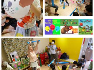 Teacher Febie-Ballonia 氣球嘉年華