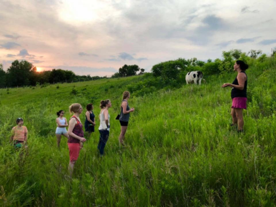 Farmaste Girls' Night!