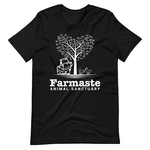 Short-Sleeve Black Unisex T-Shirt