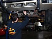 Under Car Repair