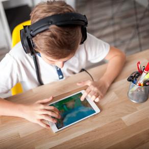 Eloigner les enfants des tablettes/écrans !