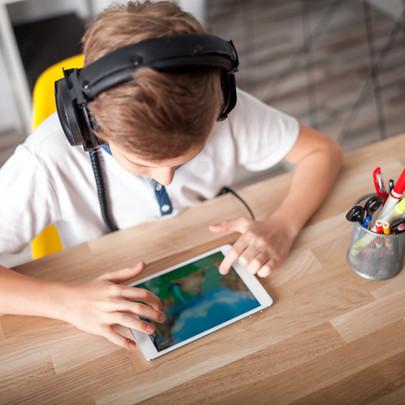 Çocuklarda Ekran Kullanımı