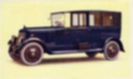 Armstrong Siddeley 1920 30hp Landaulette