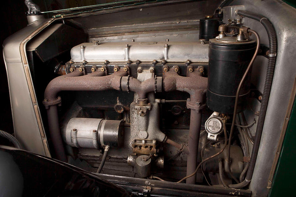 Armstrong Siddeley MkII 30hp Engine