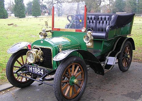 Siddeley Autocar 1904 12hp