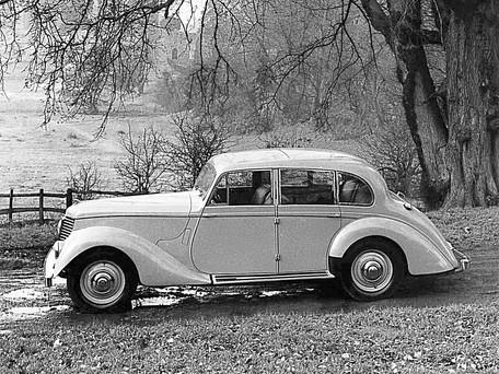 1948 18hp Lancaster