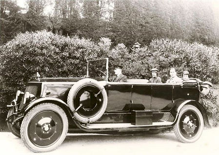 Armstrong Siddeley 30hp Harrods Hire Car