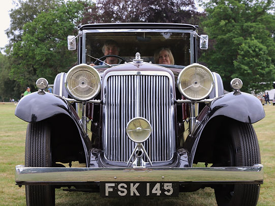 Armstrong Siddeley Special