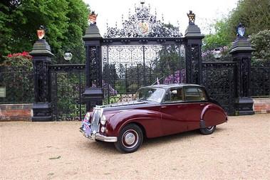 1955 346 Sapphire Saloon.