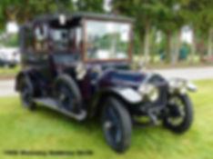 Wolseley Siddeley 1908 model