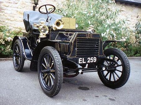 Sdiddeley Autocar 1906 6 hp