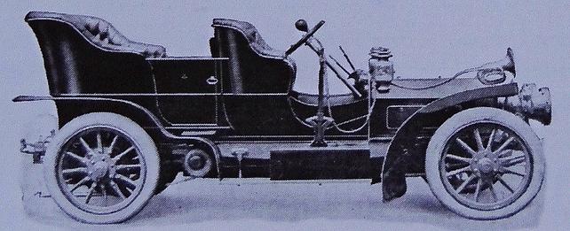 Rochet-Schneider car c.1903
