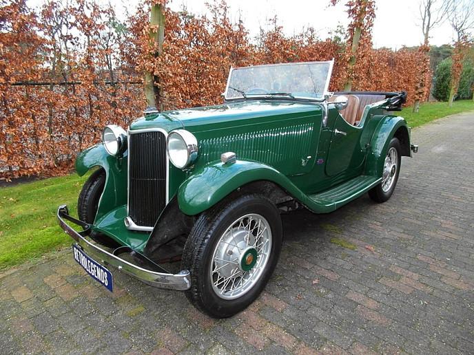 1936 12HP Sports Tourer.