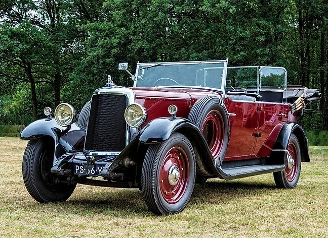 Armstrong Siddeley 1930 20hp long tourer