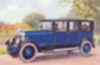 1924 Armstrong Siddeley 30hp