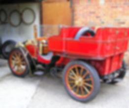 1902 Siddeley Autocar