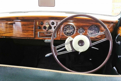 Whitley dashboard.