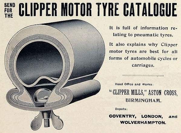 Clipper Motor Tyre Catalogue