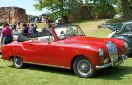 This 234 was converted to a DHC by Eric Sokell, to the original factory spec. Sadly, this model was never produced by the factory.