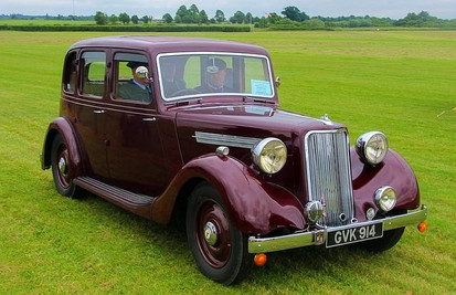 1939 16hp Coach Saloon