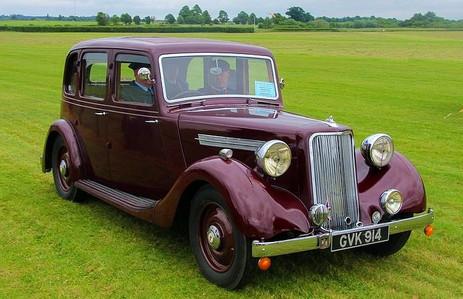 1939 16hp Coach Saloon