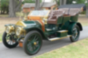 Wolseley Siddeley 14hp 1909