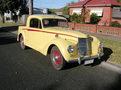 Both types were popular in Australia where their rugged build stood up to the punishing conditions of the outback roads.