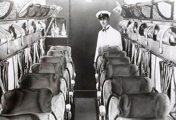 PassengerCabin of AWA Argosy