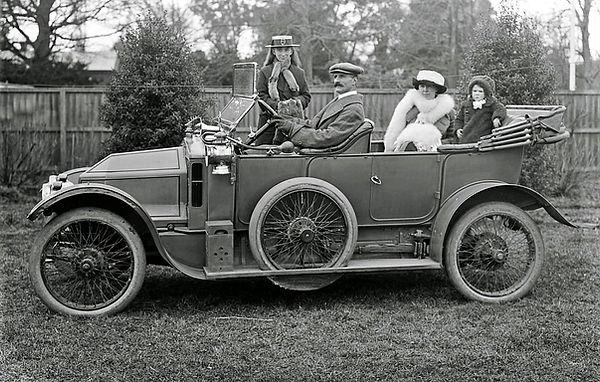 Siddeley-Deasy 1915