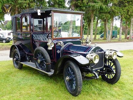 Wolseley-Siddeley 16/20 1908