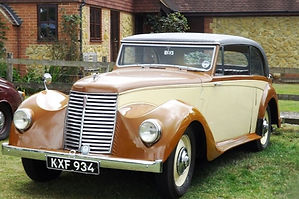 Armstrong Siddeley 18 Typhoon 1949