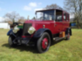 Armstrong Siddeley 30hp 1919