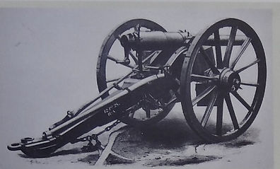 Armstrong breach loadng field gun