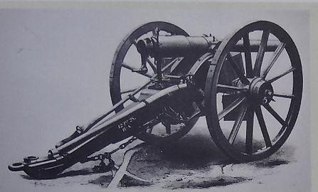 Armstrong breach loadng field gun