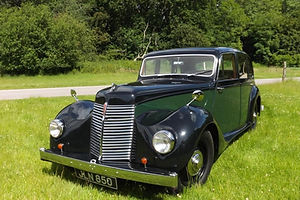 Armstrong Siddeley 16hp Lancaster