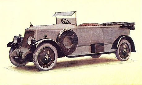 1920 Armstrong Siddeley 30hp Open Tourer