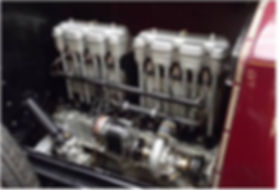 Armstrong Siddeley Mk I 30hp engine