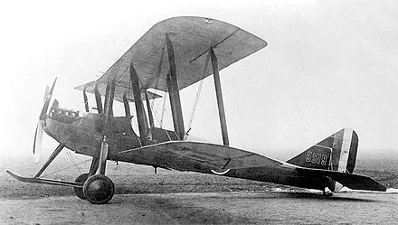 Armstrong Whtworth F.K.3