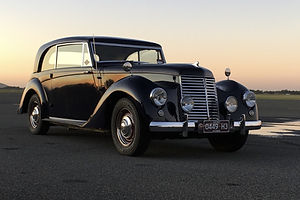 1953-armstrong-siddeley-whitley-coupe #1
